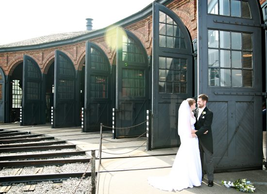 Rob and Jessica Wedding | Greenfield Village | Detroit, MI