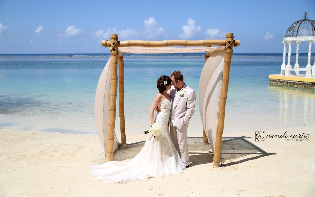 Zak and Christen | Destination Wedding | Montego Bay, Jamaica | Sandals Resort