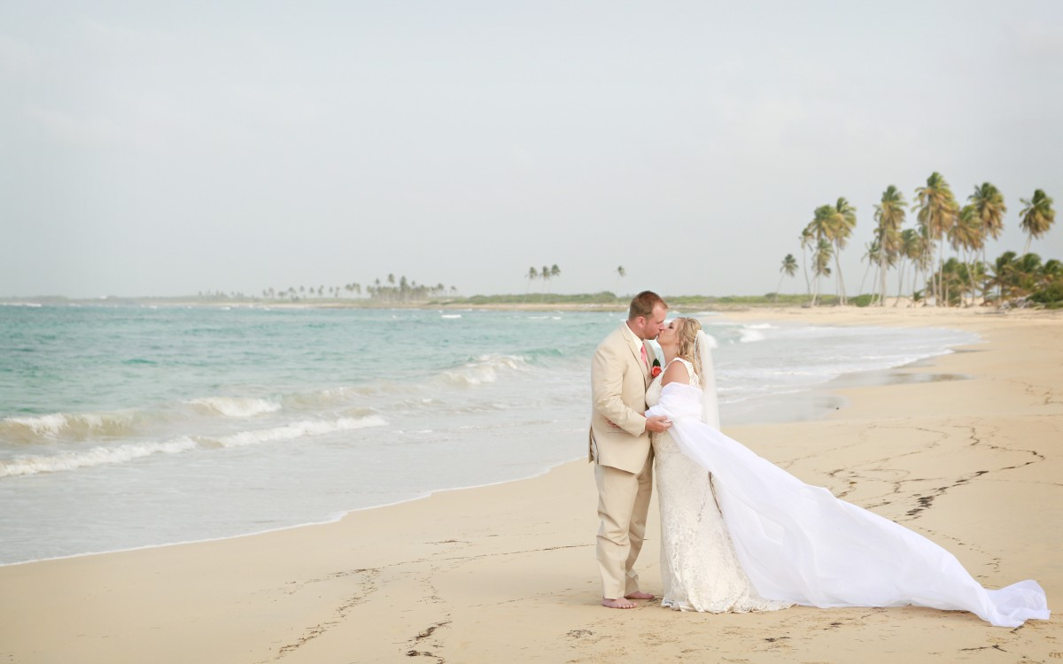 Tim and Ericka | Destination Wedding | Dominican Republic, Punta Cana | Dreams Resort