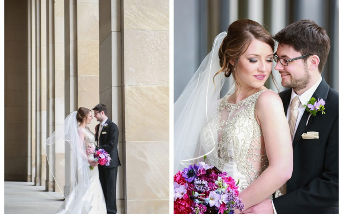 One of the most beautiful downtown Grand Rapids weddings!