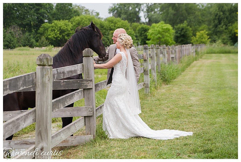 A  Fairy Tale Windmill Island Garden Wedding