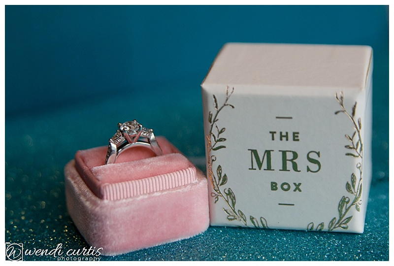 The Mrs. Ring Box